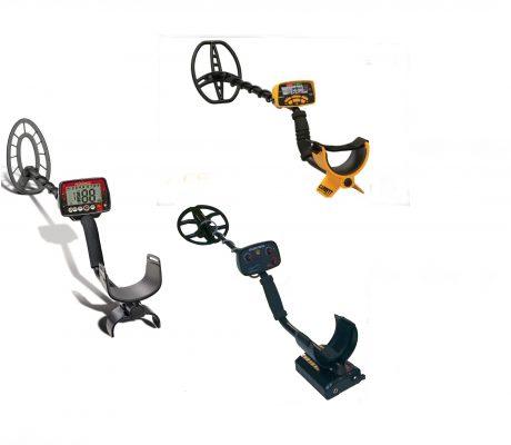 Metalldetektor Test Preisgünstige Metalldetektoren Für Einsteiger