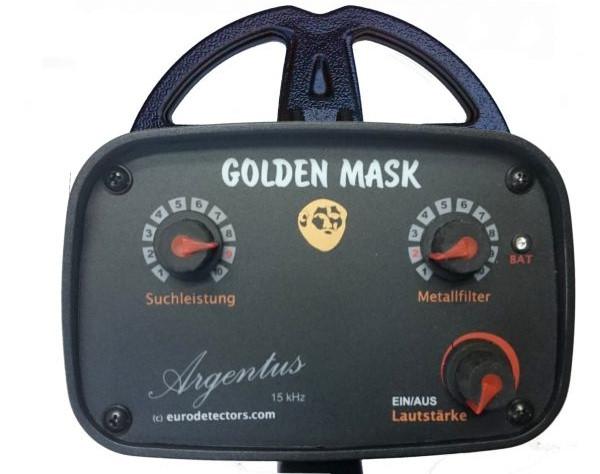 Elektronikbox Golden Mask Argentus